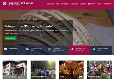 Ecomuseo del Vanoi