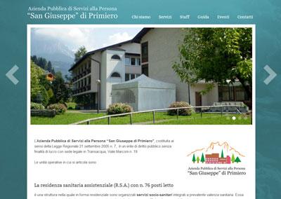"A.P.S.P. ""San Giuseppe"" di Primiero"